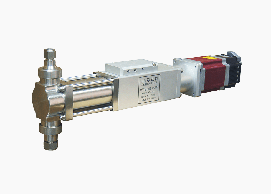 Servo Driven Pumps